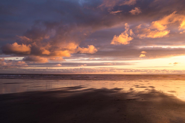 Oregon Coast Manzanita Beach