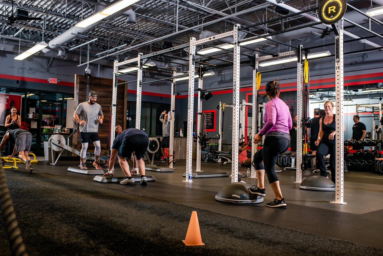 Atlanta Gym Photography Senergy Fitness