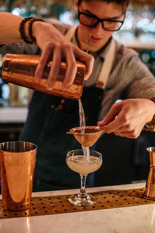 AIX bar cocktails