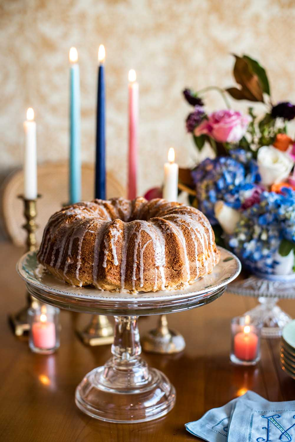 Jackson Morgan bundt cake