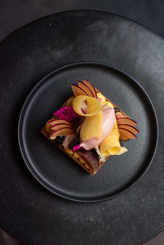 Aziza Restaurant Atlanta Dessert