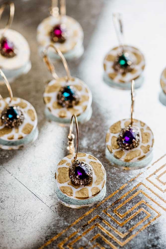 MAE Wearable Art Earrings