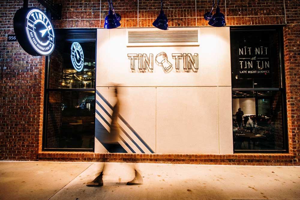 Tin Tin Wine Bar Atlanta