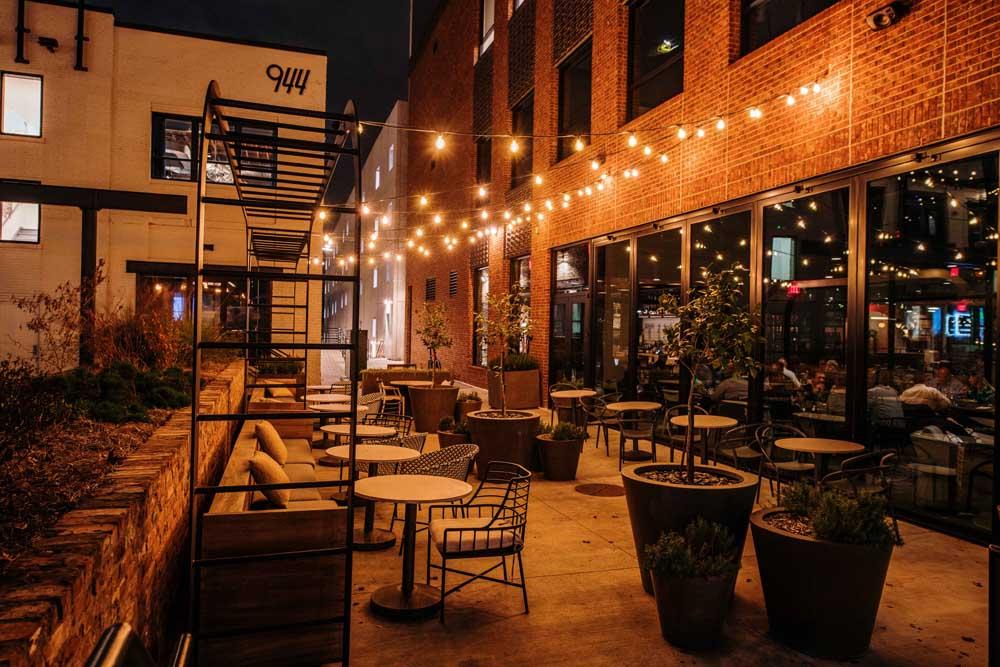 Best happy hour patios in Atlanta