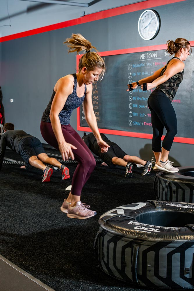 METCON classes Roswell