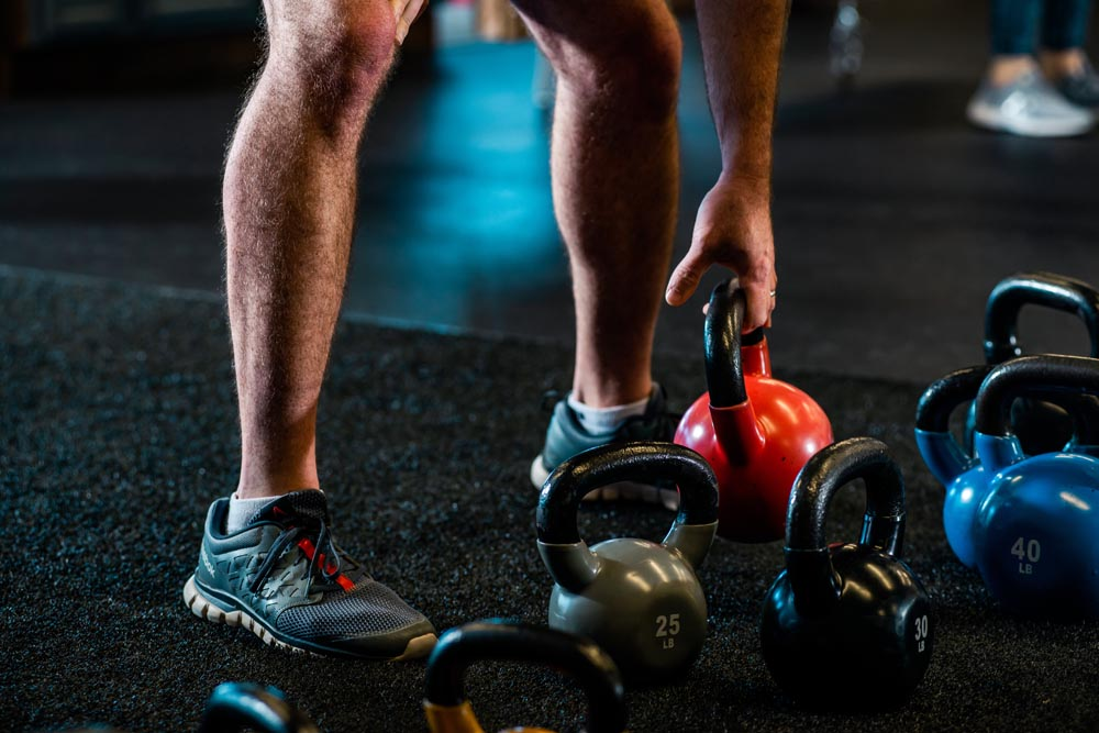 Group fitness training Roswell