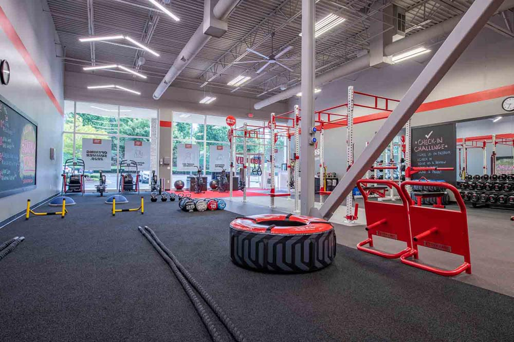 Gyms in North Atlanta