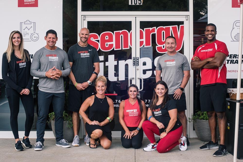 Senergy FItness // Atlanta Gym Photographer
