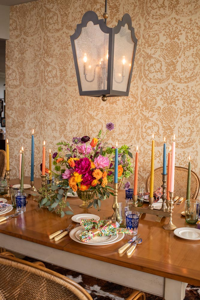 Tablescape design in Atlanta