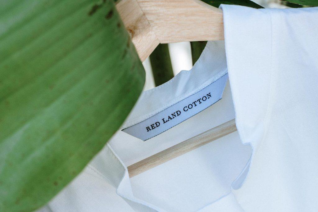 Redland cotton sleep shirt