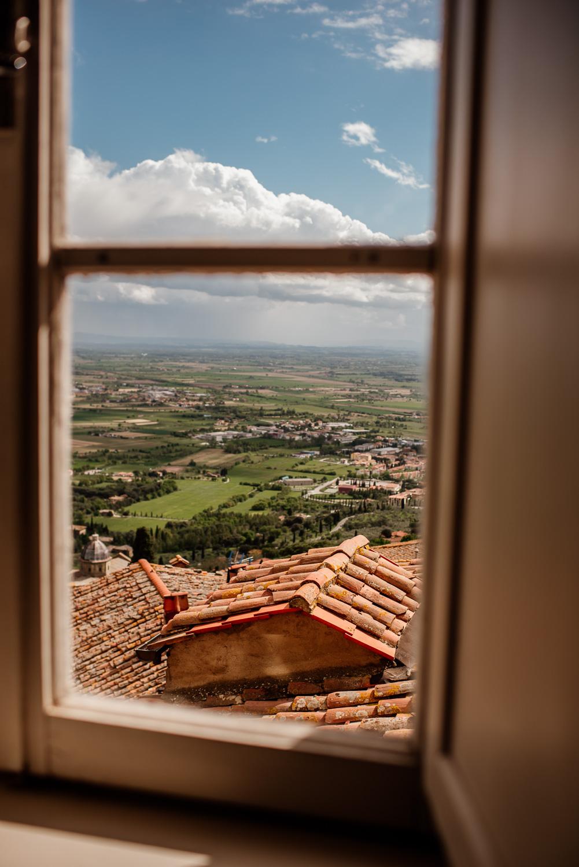 Cortona Italy UGA